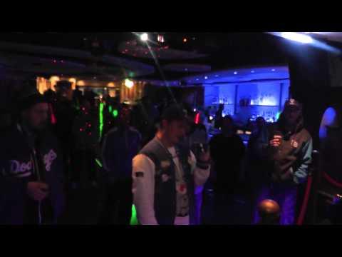 Bujko @ Arista Bar Londyn | Koncert Onar/HuczuHucz | Polski Rap W UK | 08.02.2013