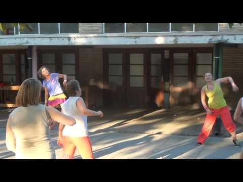 Zumba Gold – African dance – Mawa-Sillah ZIN 29 (Zumba a Liege)