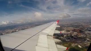 AVIANCA BRASIL A320-214 Guarulhos - Galeão [Voo Completo]