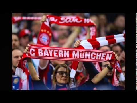Bayern München - Deutscher Meister / German Soccer Champion