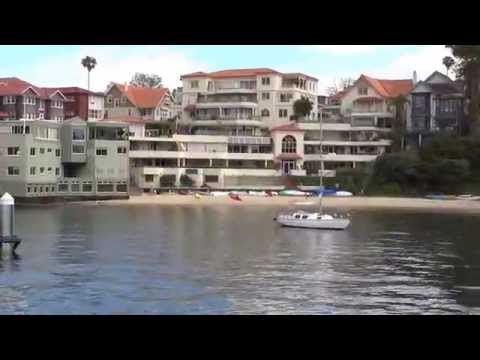 Kirribilli Ferry to Circular Quay, Sydney
