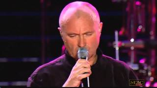 Phil Collins - True Colours HD (live, subtitulos español)