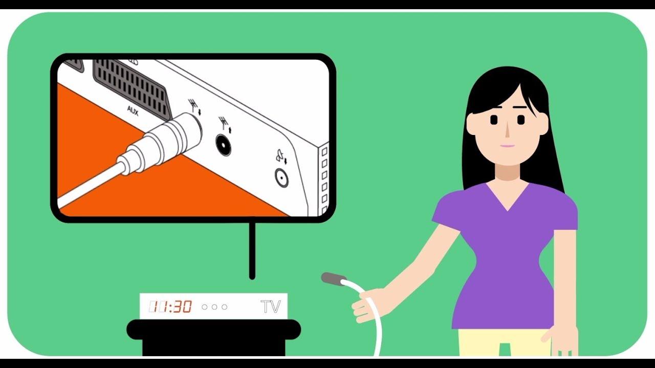 recevoir la tnt sur mon d codeur tv orange c 39 est simple youtube. Black Bedroom Furniture Sets. Home Design Ideas