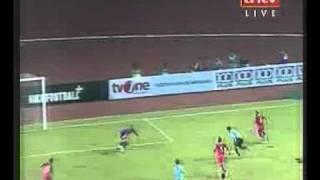 Indonesia vs Uruguay 1 7 8 oktober 2010