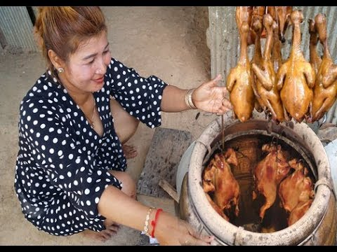 best country cooking food  Chicken , duck n coca cola Delicious  food cooking videos  factoryfood