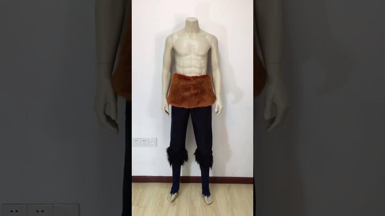 鬼滅の刃 嘴平 伊之助 コスプレ衣装 コスチューム costume