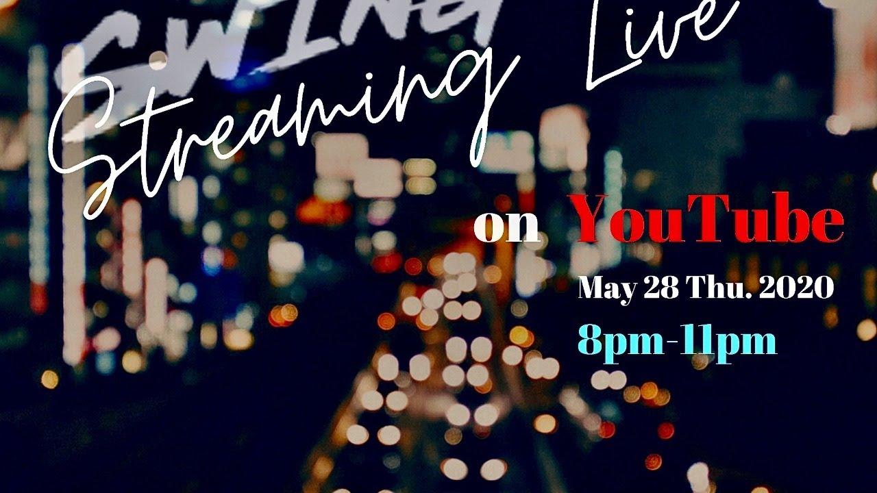 【Disco / Soul / Funk Mix】DJ SWING Streaming Live May 28 Thu. 2020