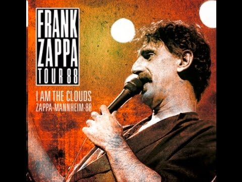 05 25 88 Mannheim - Frank Zappa 1988 tour (Cornhole show)