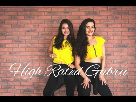 High Rated Gabru | Guru Randhawa | Team Naach Choreography