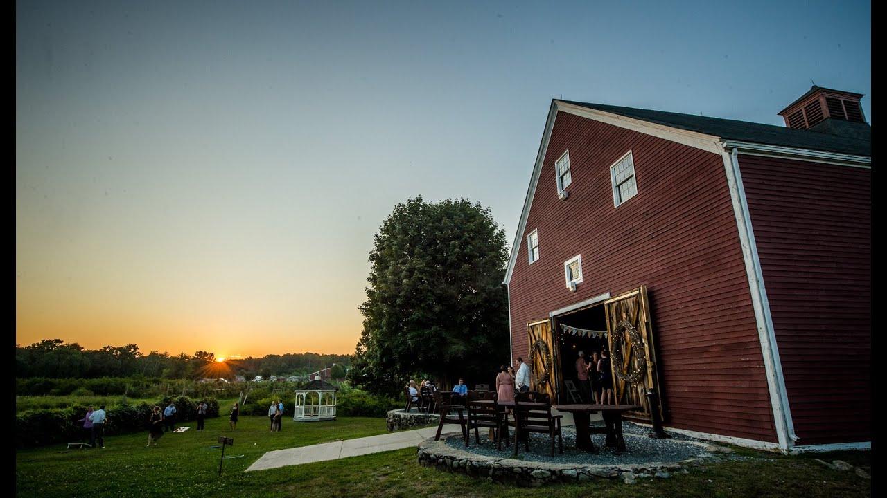 Smith Barn at Brooksby Farm wedding | top MA wedding ...