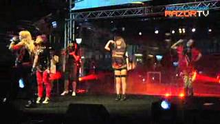 121102 2NE1 @ Singapore (RazorTV coverage) 1-2