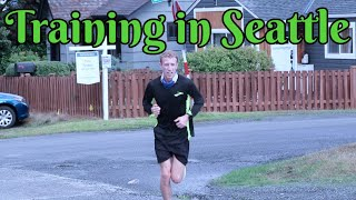 TRAINING AS A PROFESSIONAL RUNNER IN SEATTLE!