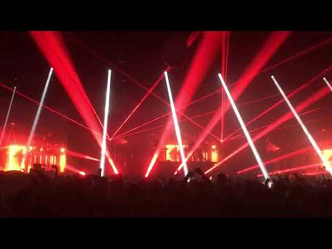 ODESZA  Decadence Festival 2017  Across the Room feat Leon Bridges  Falls    NEW EDIT