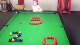 Video Awesome skill little asian girl playing pool download MP3, 3GP, MP4, WEBM, AVI, FLV April 2018