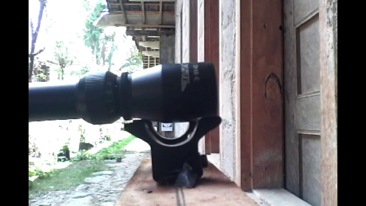 Teleskop tahan getar murah bsa 3 9x40mm modifikasi youtube