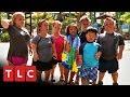 Niños insultan a la familia Johnston | Una gran familia | TLC Latinoamérica