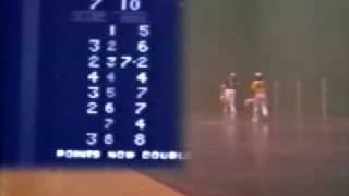 1977 Miami singles game