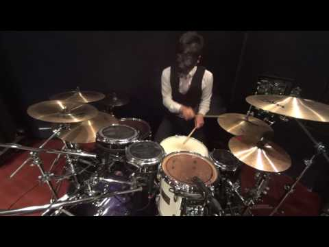 【L'Arc~en~Ciel】MY HEART DRAWS A DREAM(Drum Cover)