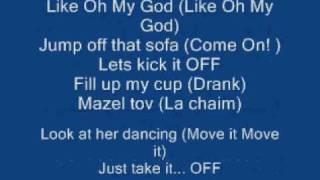 I gotta feeling- black eyed peas lyrics ...