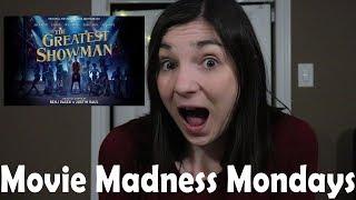 The Greatest Showman Movie Review | Movie Madness Mondays | Sarah Courtney
