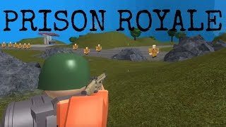 Prison Royale [Early Testing] - Roblox