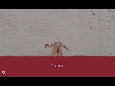 видео: dota 2 Паша и Медведь | pudge | Обзор