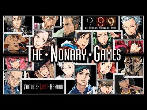 Zero Escape: The Nonary Games (PS4) - Gameplay - Virtue's Last Reward