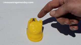 $200 Vintage 1953 Kitty Got-Cha Mouse Trap In Action.