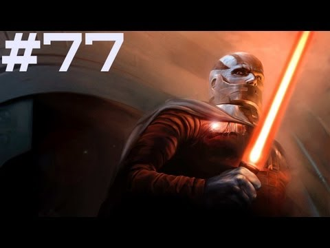 Star Wars: Knights Of The Old Republic - Walkthrough - Light Side - Part 77 - Dune Time Waster