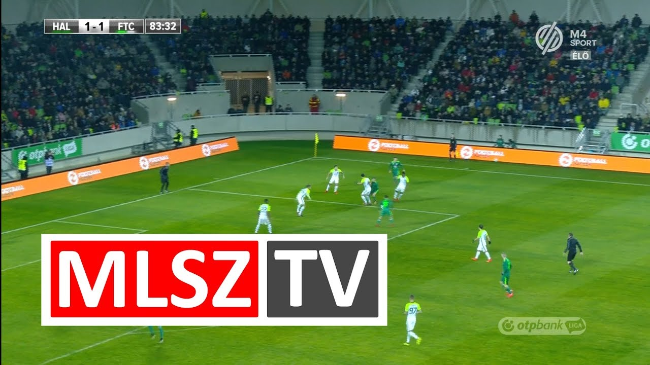 Kiss Tamás gólja a Swietelsky Haladás - Ferencvárosi TC mérkőzésen