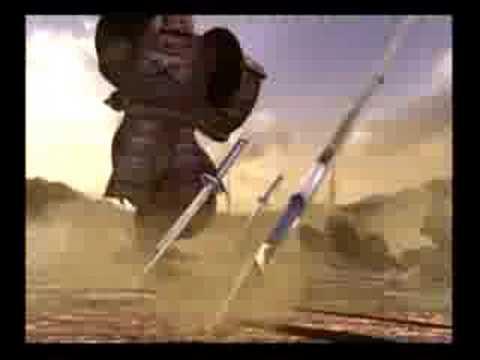 Samurai Warriors 2 Intro