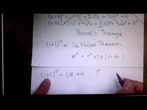 DeMoivre Theorem1