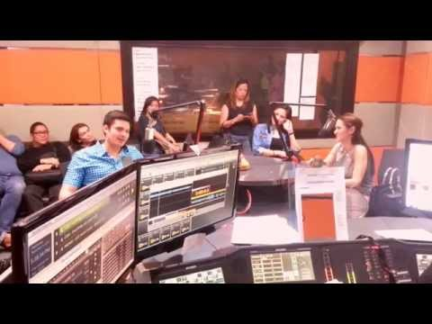 TAG 91.1 Celebrity Challenge: Kulitan & Kilig Q&A with Marian Rivera & Dingdong Dantes