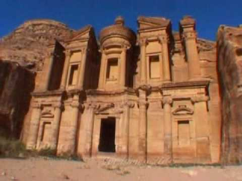 Petra - Beautiful Jordan Jordanien