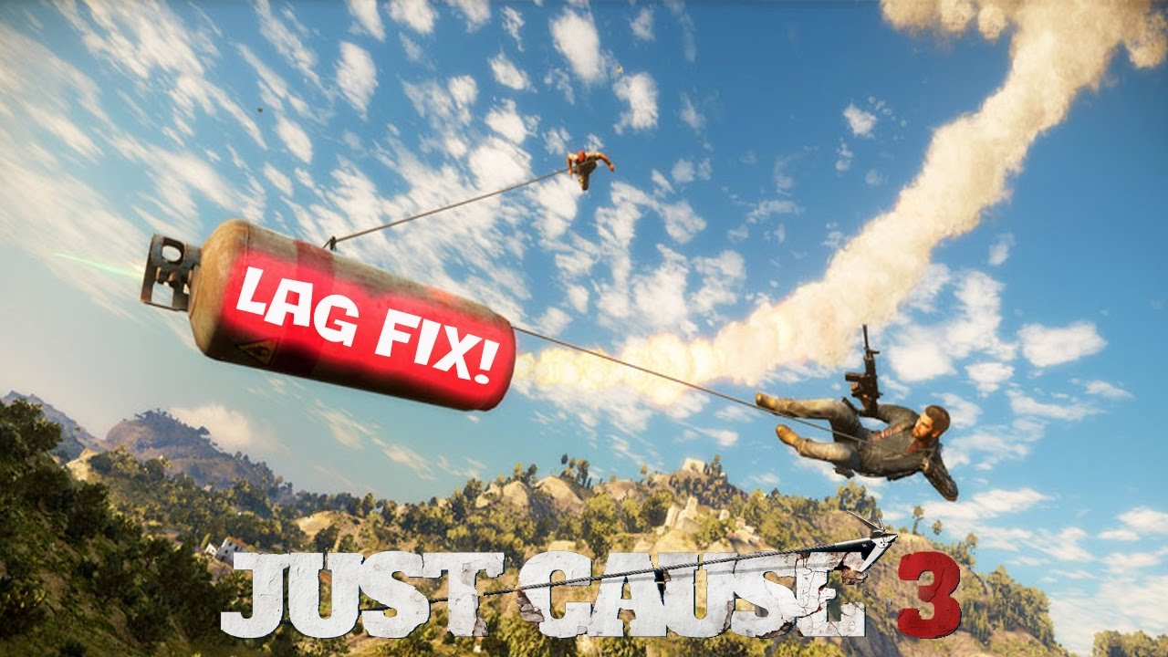How To Fix Fps Lag Just Cause 3 Ps4 Xbox Youtube