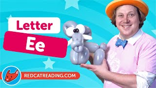 Ee | Fun Phonics | Magicio and Phonics | Made by Red Cat Reading