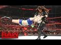 Nia Jax vs. Sarah Pierce: Raw, Feb. 20, 2017