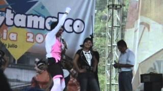 Show Master Payasos en Feria de Hueytamalco 2013