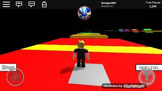 Playing Roblox in miwn cat