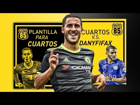 CUARTOS DE FINAL DE ROUTE 85 | vs DanyFifax