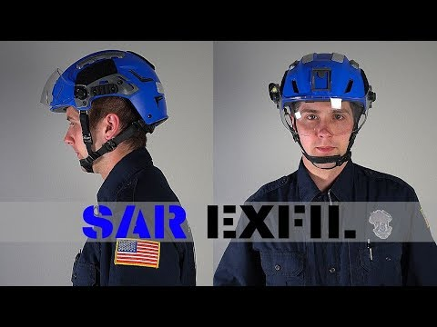 SAR Exfil Tactical Helmet Review
