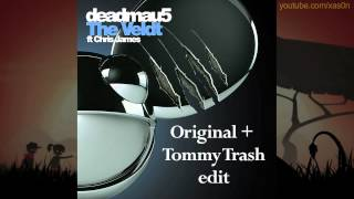 deadmau5 - The Veldt ft. Chris James (Original mix + Tommy Trash edit)* 1080p HD audio