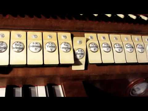 Stichwort: Flöten-Register - die Leiseren unter den Klangfarben der Orgel