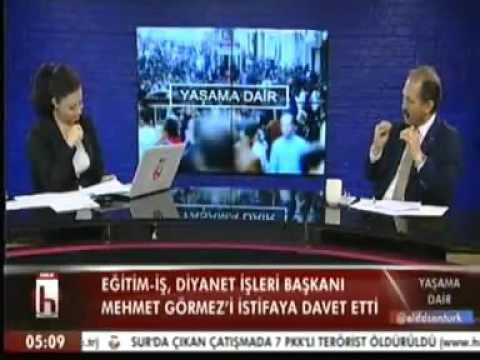 Eğitim İş Genel Başkanı Veli Demir Halk Tv'de Gündemi Değerlendirdi
