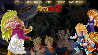 2 Hours of Dragon Ball Z music (The Enigma TNG & Scott Morgan)