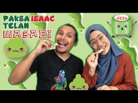 WASABI CHALLENGE   COUPLE TAG WITH ISAAC OSMAN