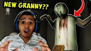 FOUND a NEW GRANNY in HOUSE !! BOOK SECRET UPDATE 1.5 !! Granny Funny Moments| Granny Horror Game #8