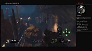 Black ops 4 Blood of the dead How to get pack a punch in round one.