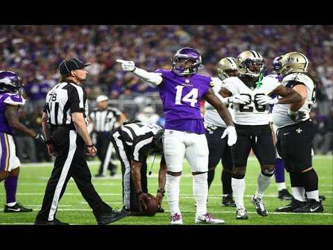 2018 NFL Playoffs | Divisional Round | Saints vs. Vikings | Breakdown & React LIVE! 🏈🏈🏈