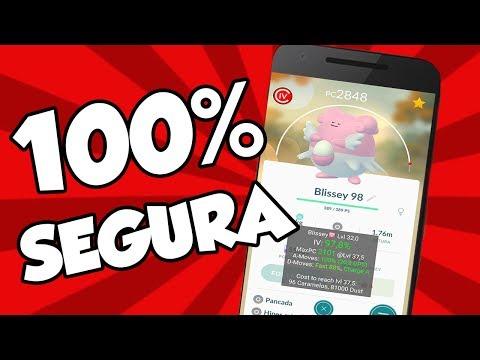 CALCULADORA DE IV AUTOMÁTICA 100% SEGURA -  Pokémon Go